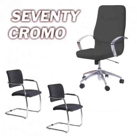 Offerta linea SEVENTY CROMO - OFF.396
